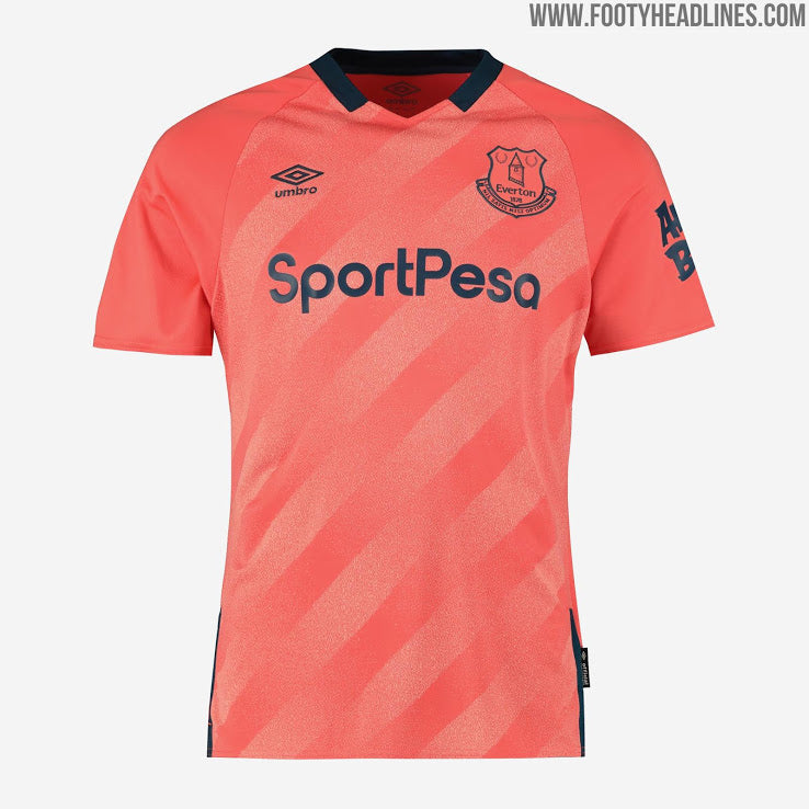 Everton Away Shirt 2019/2020