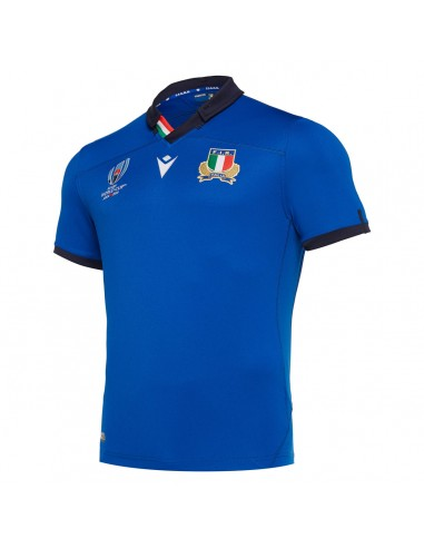 Italy Rugby World Cup 2019 Shirt