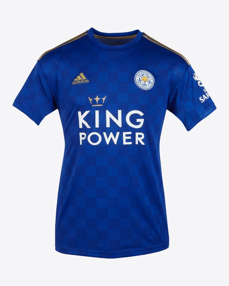 Leicester Home Shirt 2019/2020