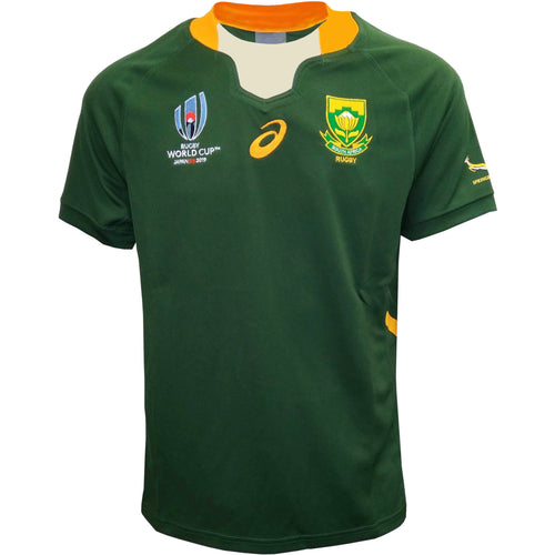 South Africa Rugby World Cup 2019 Shirt