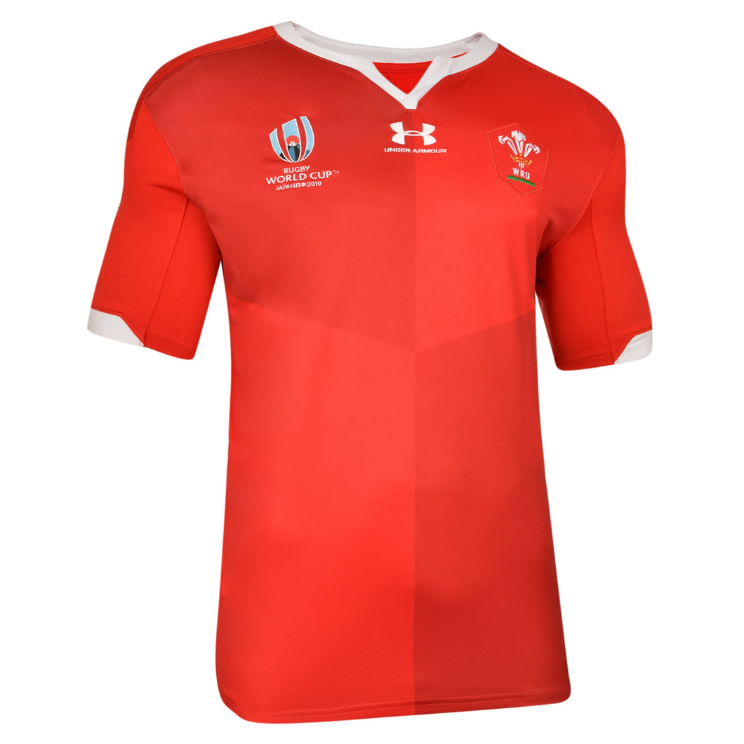 Wales Rugby World Cup 2019 Shirt