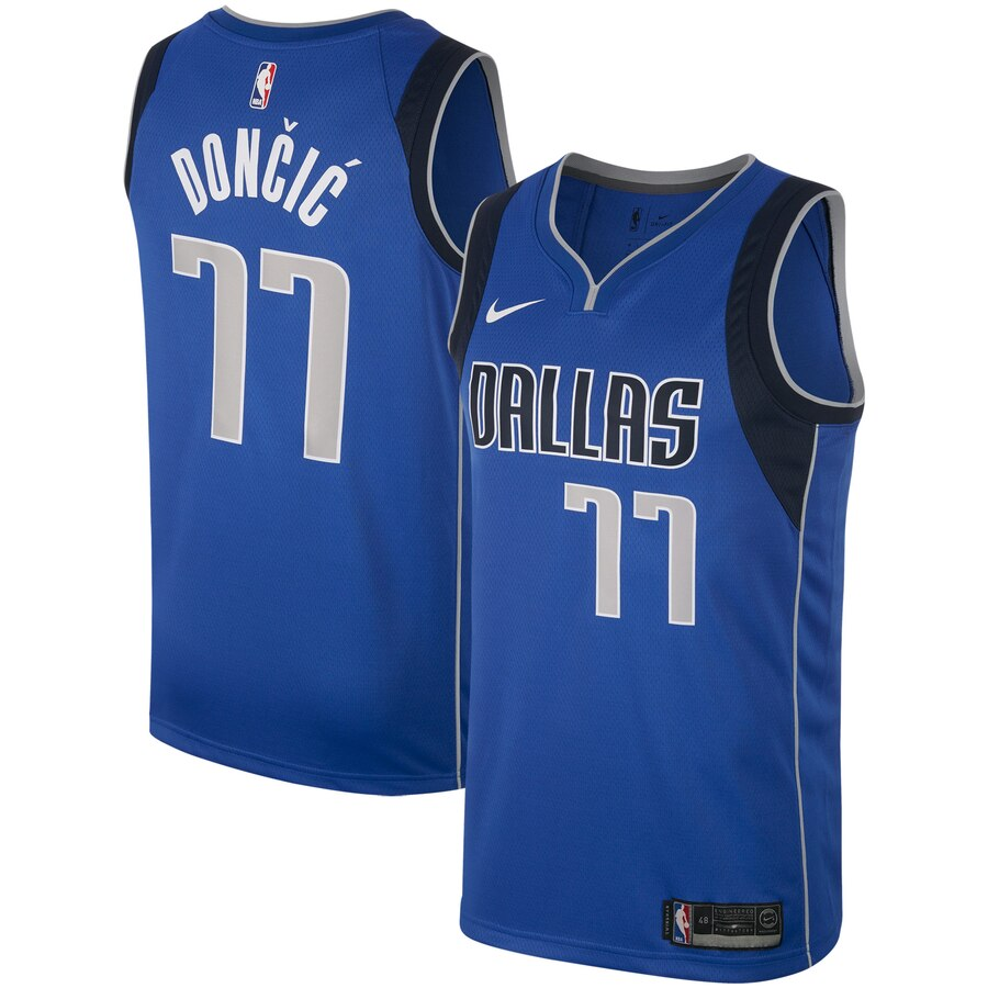 Luka Doncic 77 2019/2020 Jersey