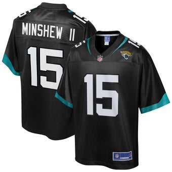 Black Gardner Minshew II 15 Shirt 2019/2020