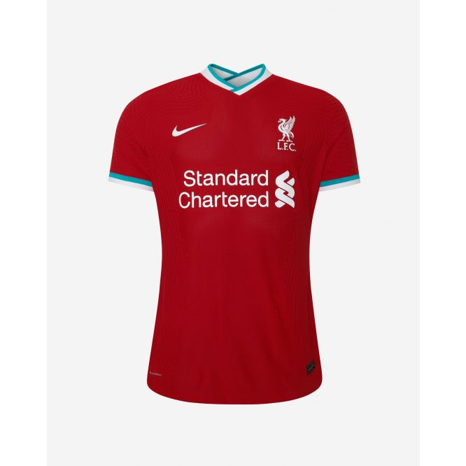 Liverpool Home Shirt 2020/2021
