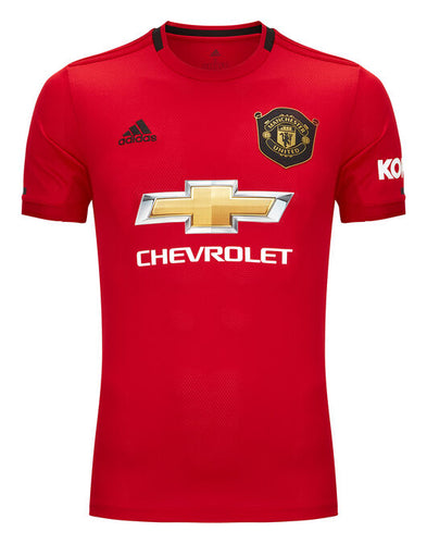 Manchester United Home Shirt 2019/2020