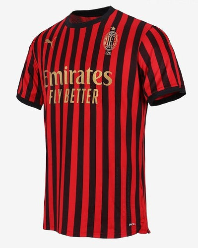 AC Milan 120th Anniversary Shirt 2019/2020
