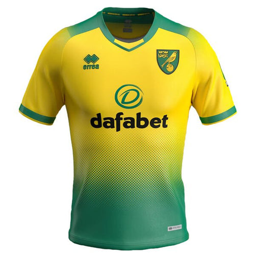 Norwich City Home Shirt 2019/2020