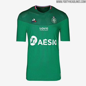 Saint-Etienne Home Shirt 2019/2020