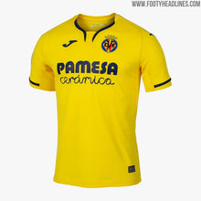 Load image into Gallery viewer, Villareal Home Shirt 2019/2020