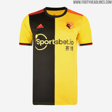 Load image into Gallery viewer, Watford Home Shirt 2019/2020