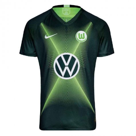 Wolfsburg Home Shirt 2019/2020