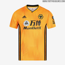 Load image into Gallery viewer, Wolverhampton Wanderers Home Shirt 2019/2020