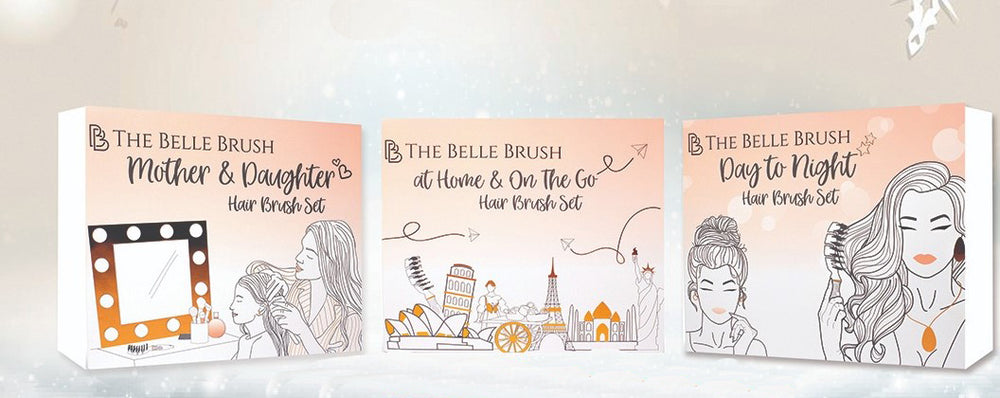 The Belle Brush -  2020 Gift Sets