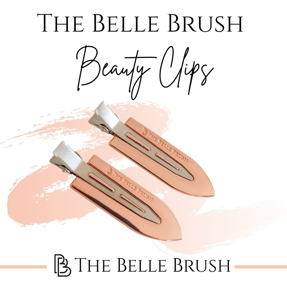 The Belle Beauty Clips - 2 Pack