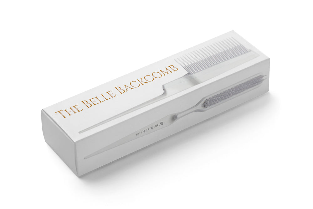 The Belle Backcomb