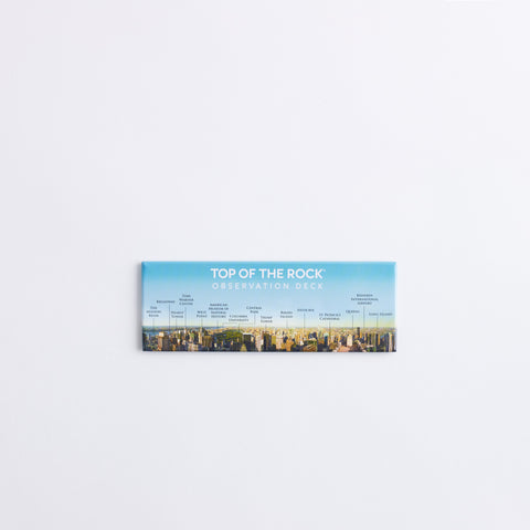 Top of the Rock Day Viewfinder Magnet
