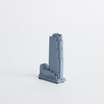 Miniature 30 Rock Building - Small