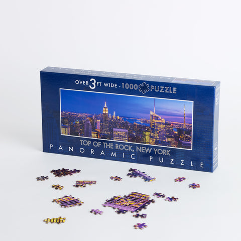 Top of the Rock View Puzzle