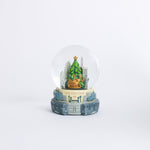 Rockefeller Center Holiday Snow Globe