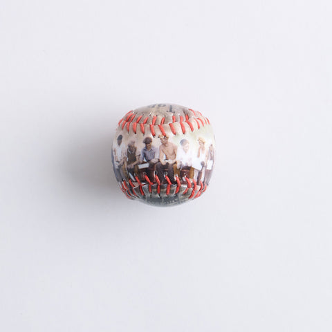 Miniature Baseball Magnet