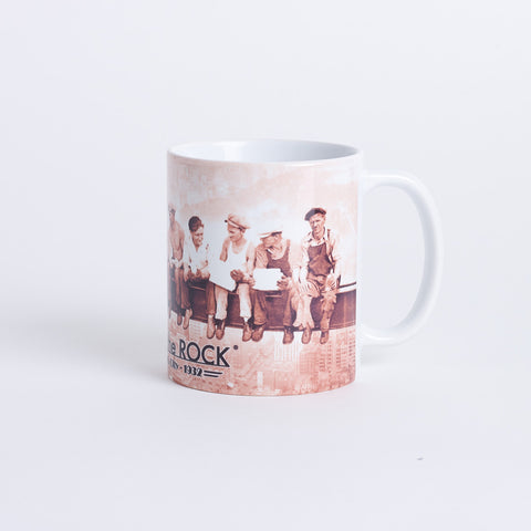 Men On A Beam 11oz Mug