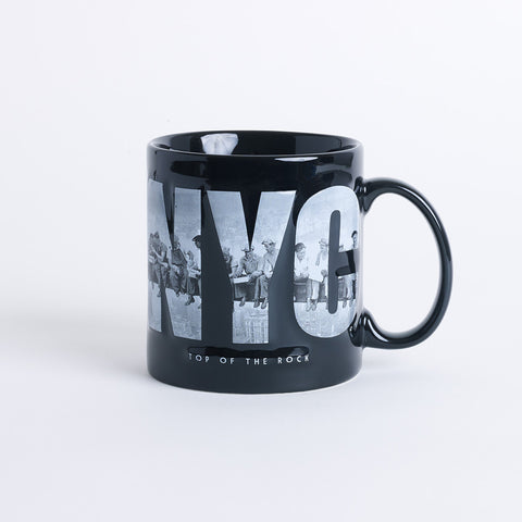Men On A Beam 16oz Mug