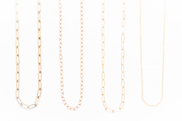 Wholesale All Day Delicate Baby Gold Chain