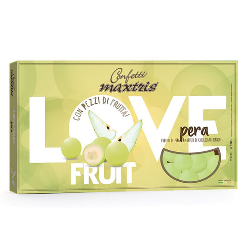 LOVE FRUIT PERA