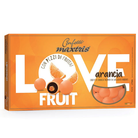 LOVE FRUIT ARANCIO