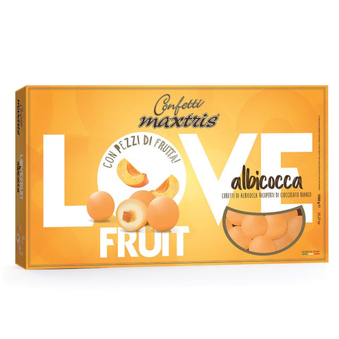 LOVE FRUIT ALBICOCCA
