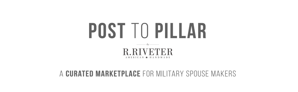 Military spouse maker gift market place