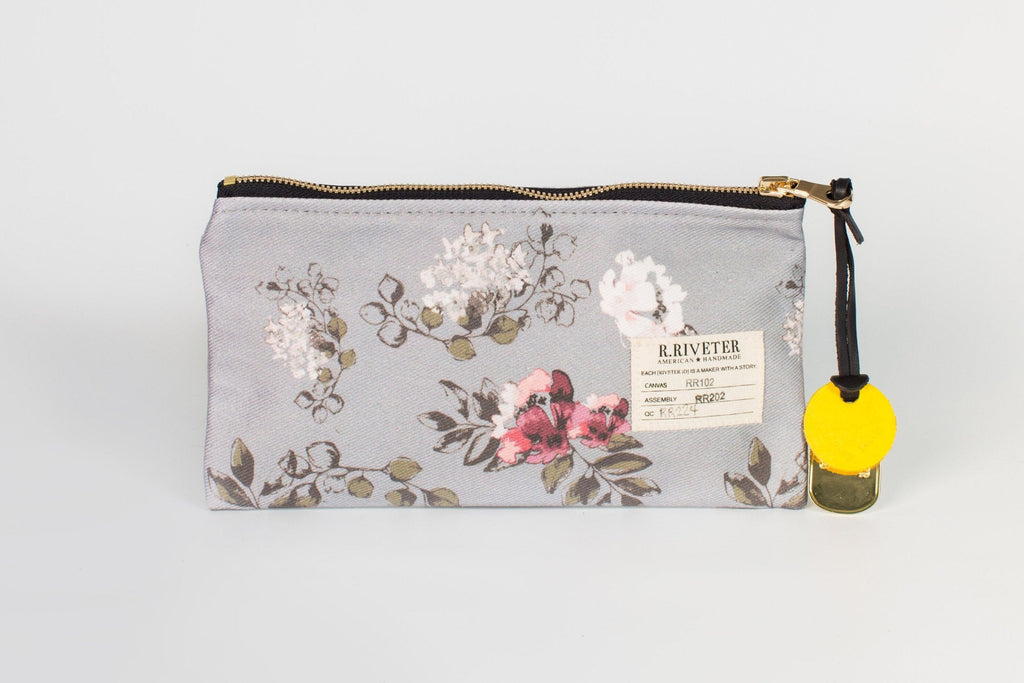 Zipper Pouch | Special Edition Floral