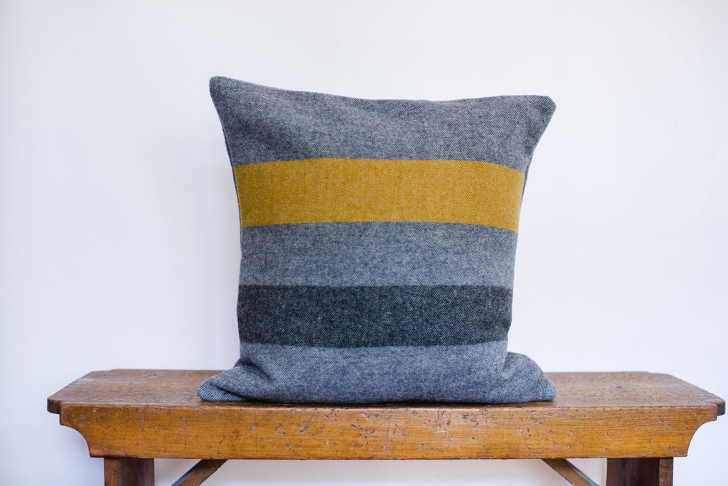 Faribault | Foot Soldier Wool USMA Pillow