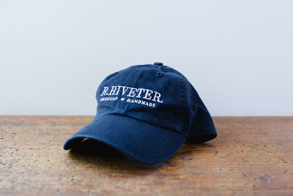 R.Riveter + The Home T | R. Riveter Logo Hat