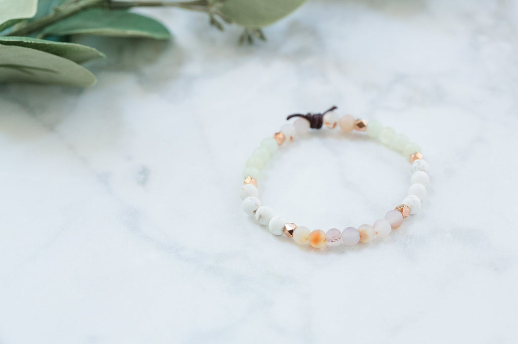 R.Riveter + Charliemadison Originals | Bloom Where You Are Planted Bracelet