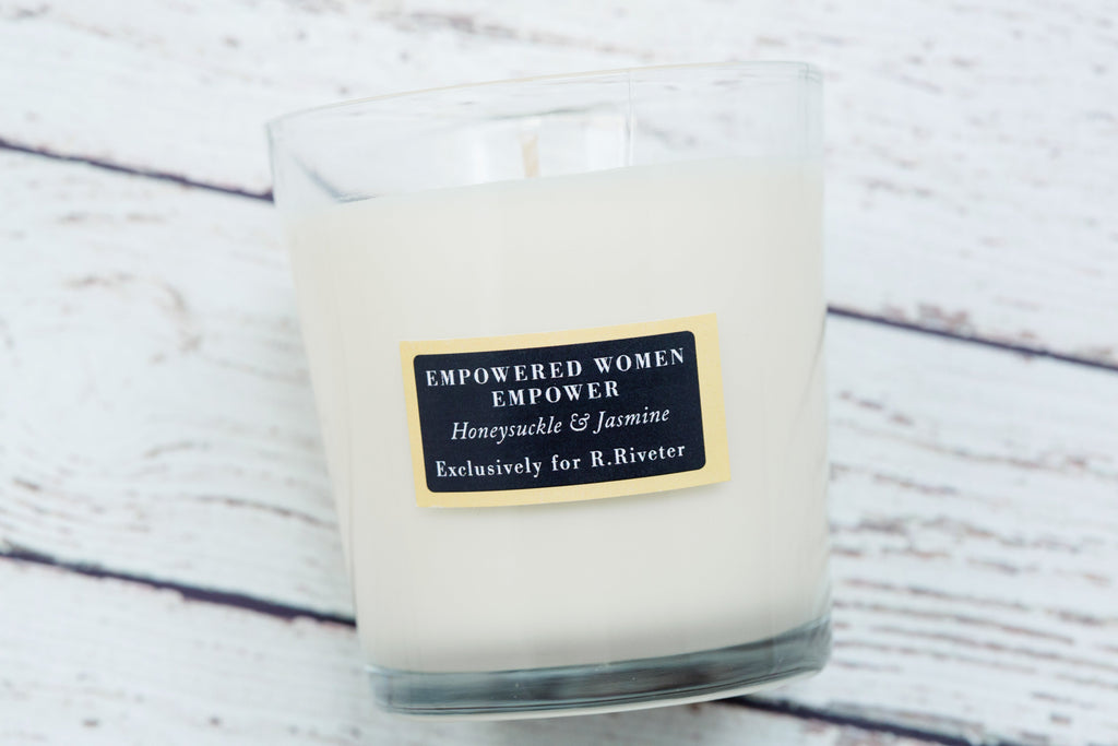 Southern Elegance Candle Company + R. Riveter | Empowered Women Empower Candle