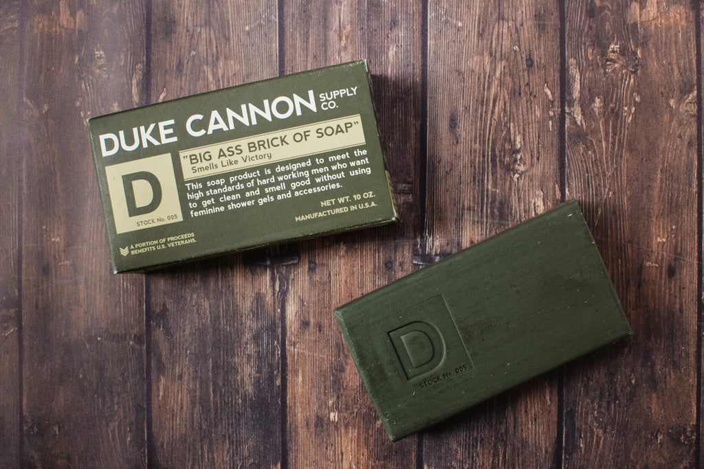 Duke Cannon | Brick of Soap: Victory