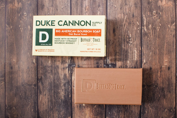 Duke Cannon | Big American Bourbon Soap