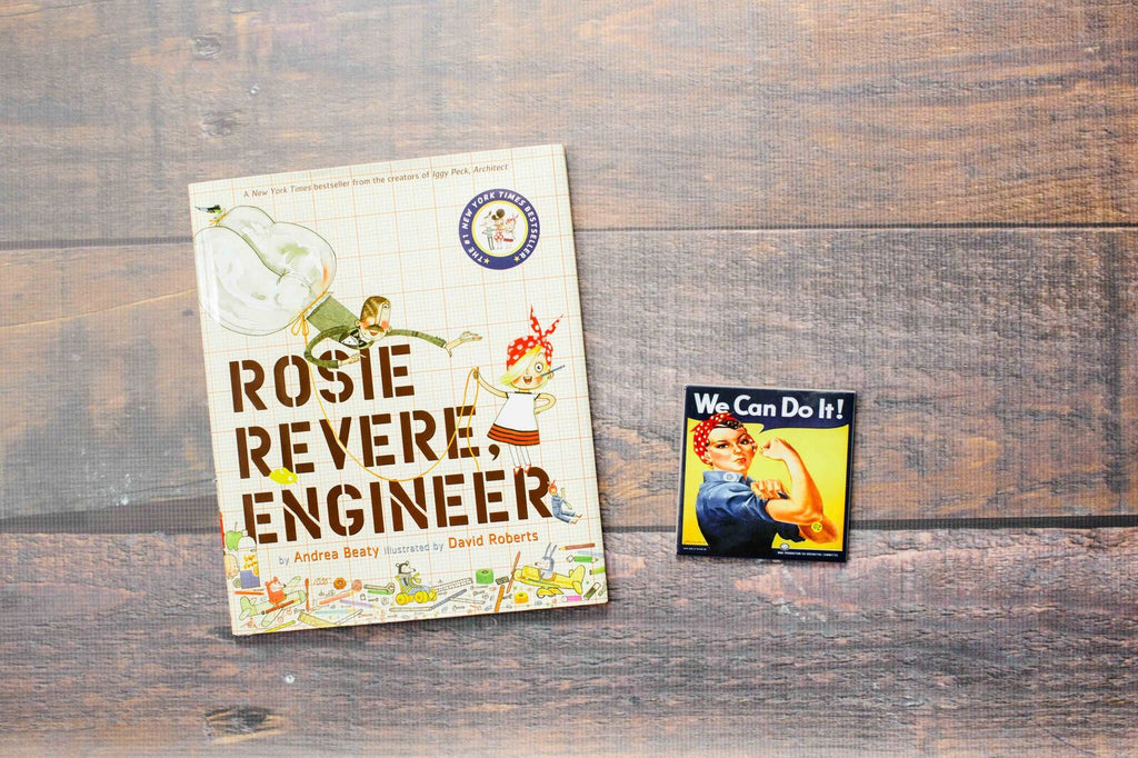 Abrams Books | Rosie Revere, Engineer