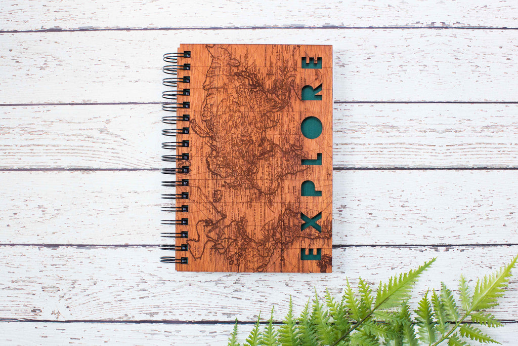 Woodchuck USA | Explore Spiral Journal
