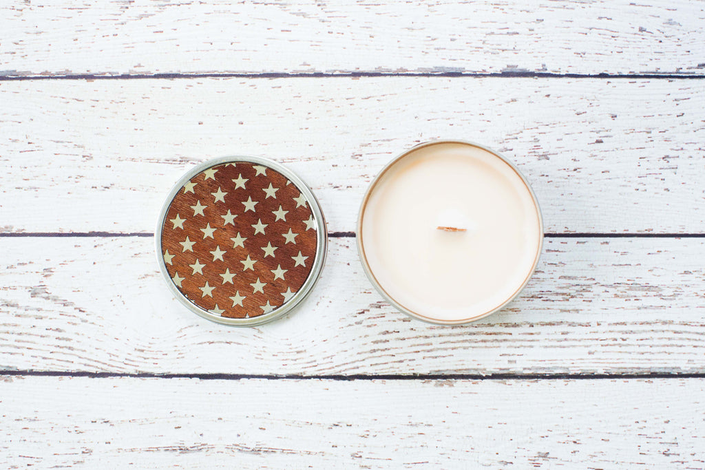 Woodchuck USA | American Edition Candle