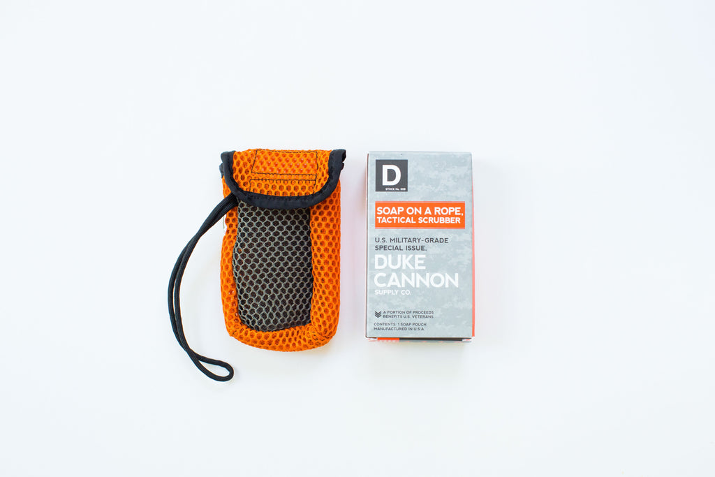 Duke Cannon| Tactical Soap on Rope Pouch