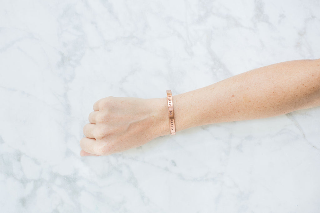 Branded Collective | Little by Little Cuff