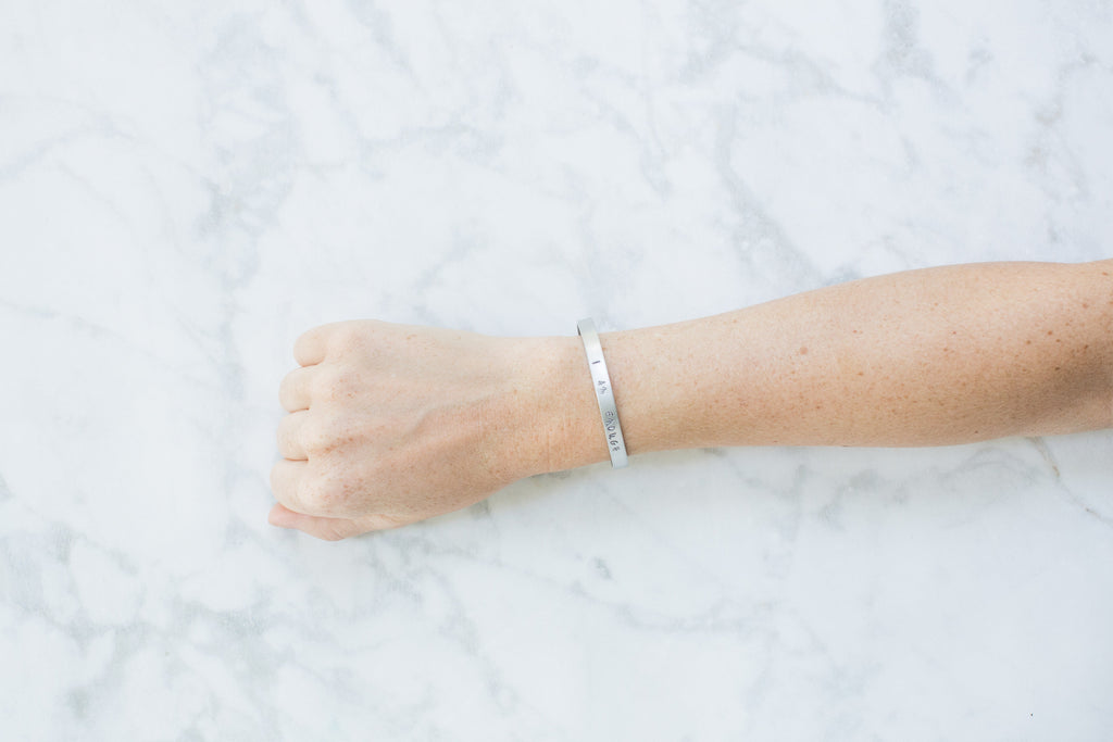 Branded Collective | I am Enough Cuff