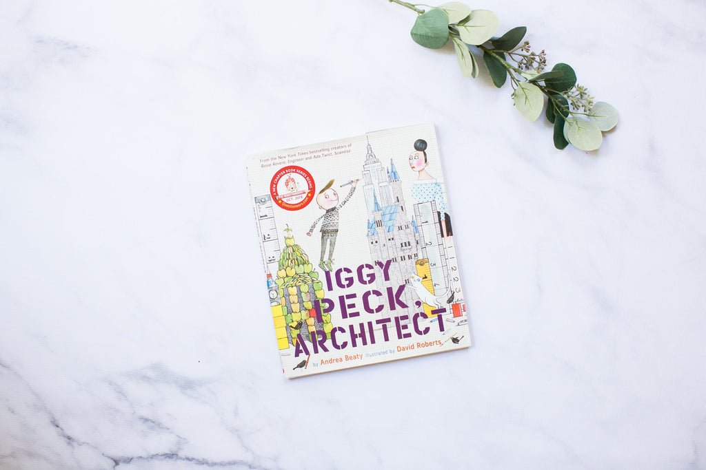 Abrams Books | Iggy Peck, Architect