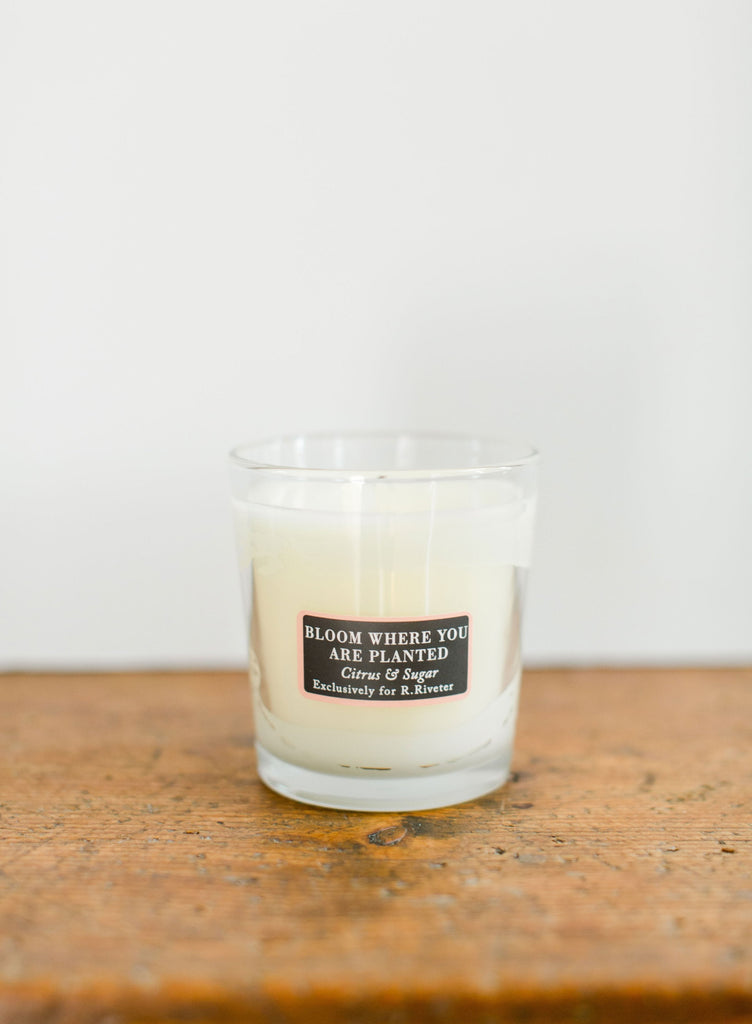 Southern Elegance Candle Company | Bloom Where You Are Planted