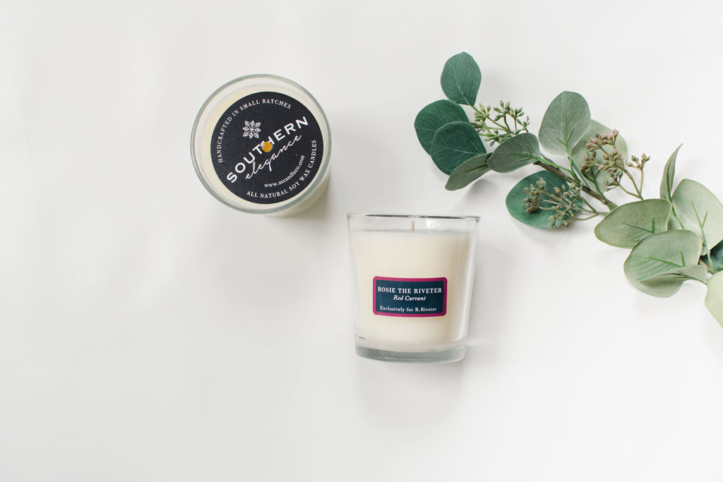 Southern Elegance Candle Company | Rosie the Riveter