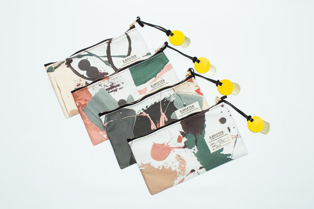 Zipper Pouch | Special Edition Makers Series No. 1