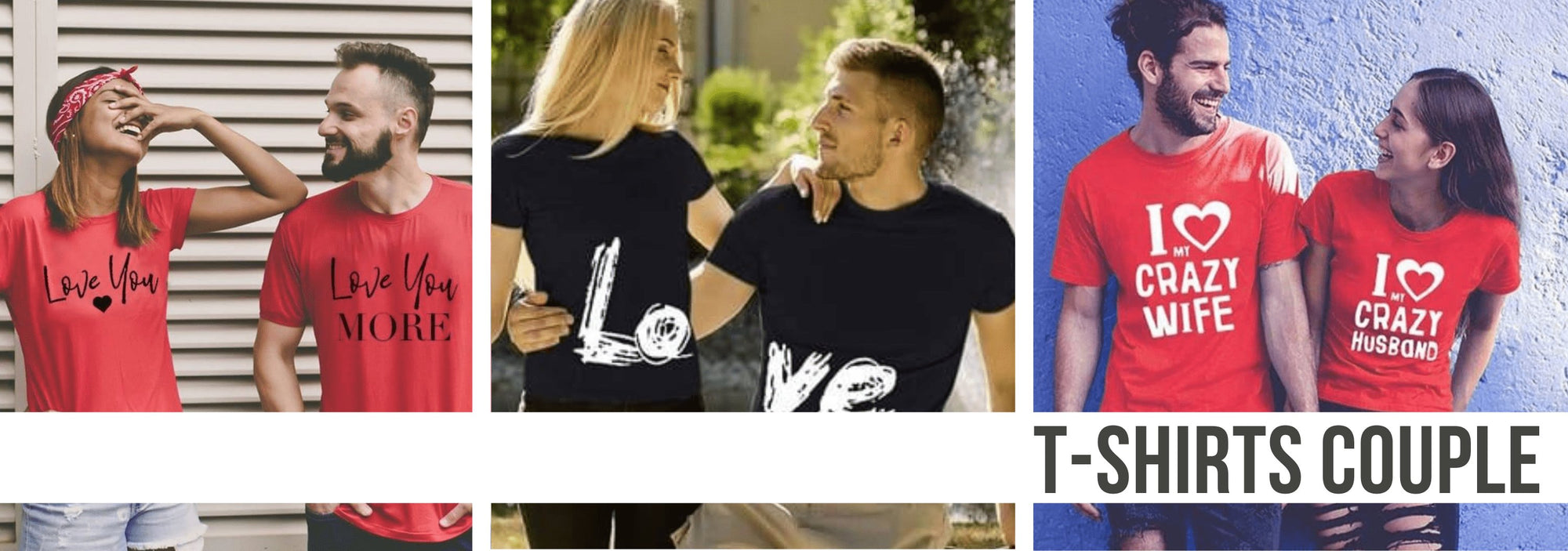 T-Shirts Couple