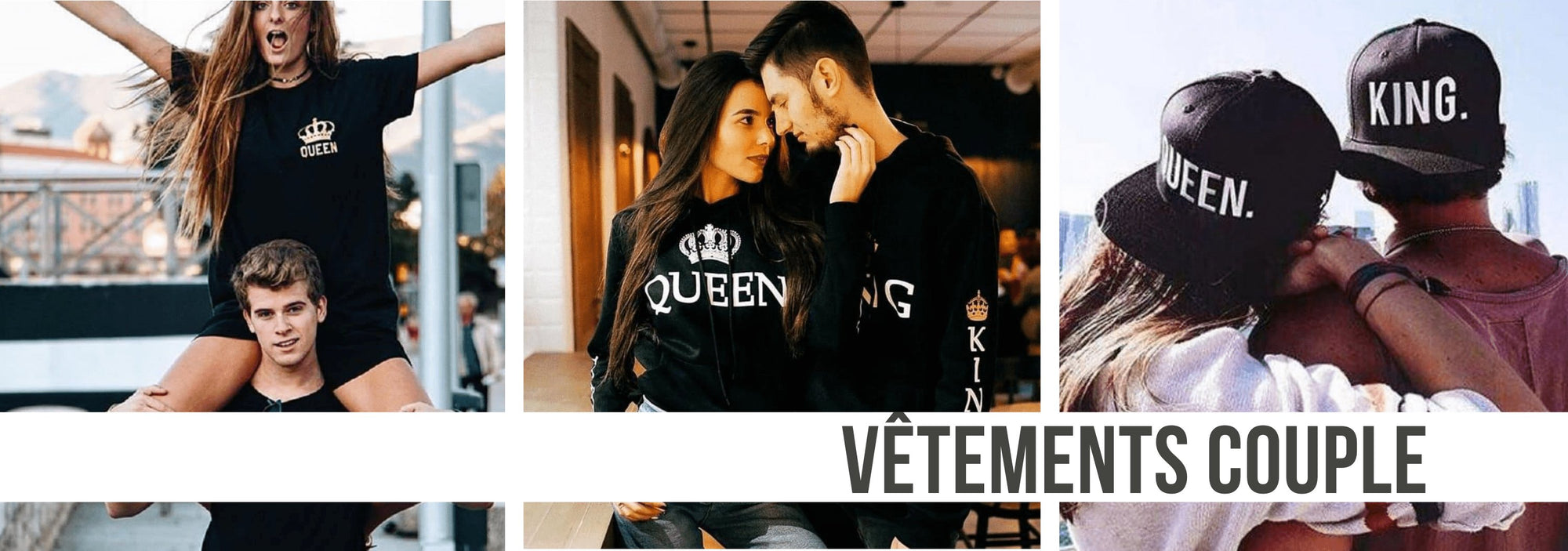 Vêtements Couple